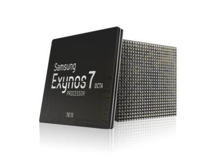 Exynos 7870, 14 nanómetros para competir con el Snapdragon 625 en la gama media