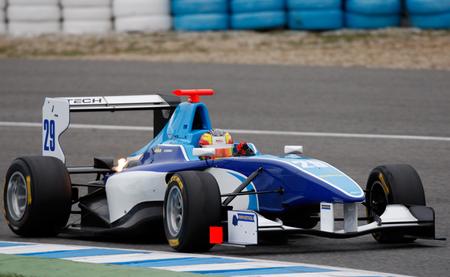 Miki Monràs Atech 2012 Test Jerez