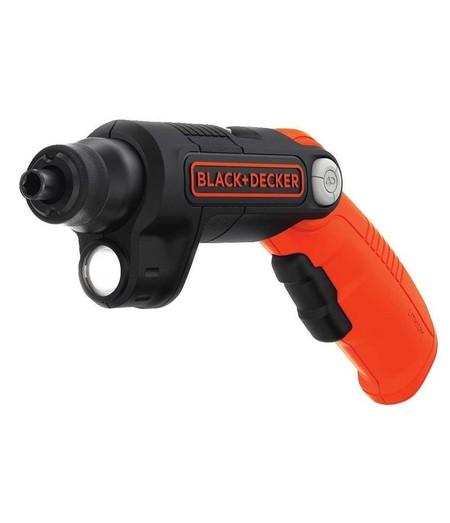 Por 27,95 euros tenemos el  atornillador con linterna incorporada Black & Decker de 3,6V BDCSFL20C en eBay con envío gratis