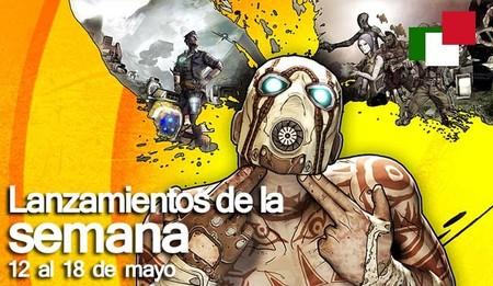 Lanzamientos de la semana en México del 12 al 18 de mayo