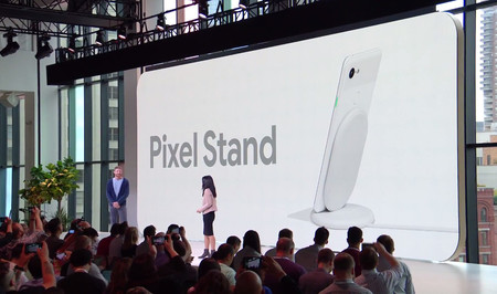 Pixel Stand