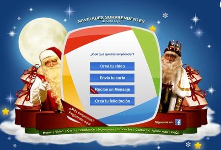 Navidades Sorprendentes en el 2012 para sorprender a tus seres queridos con los Reyes Magos o Papá Noel