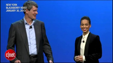 Esto ya es el no-va-más: Alicia Keys la nueva diseñadora de Blackberry
