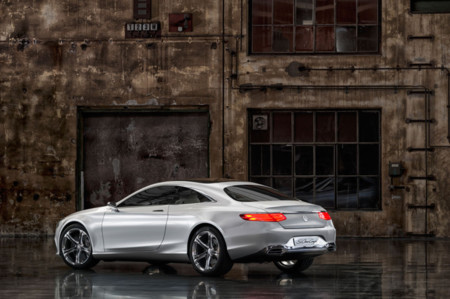 Concept S Class Coupe Back 820x544