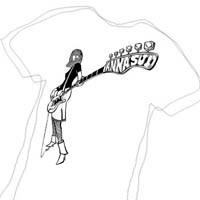 Foto 3 de 5 de la galería camisetas-de-anna-sui en Trendencias