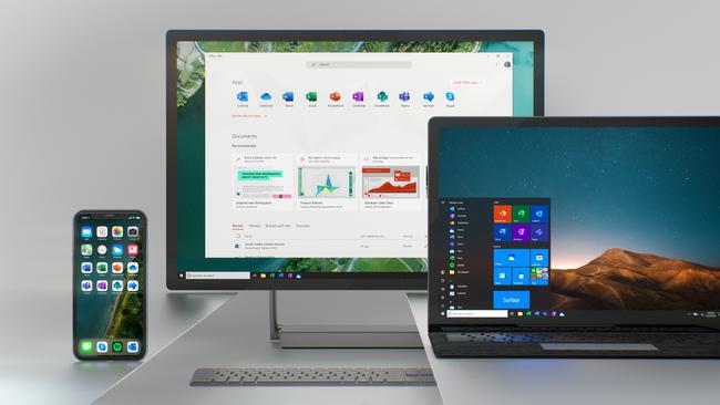 Office estrena un pack de iconos que trae mucha frescura y modernidad a sus aplicaciones
