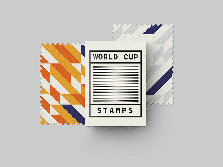 Foto de World Cup Stamps 2014 (42/45)