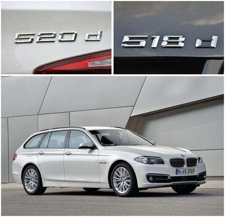BMW 518d y 520d: nuevos diésel de entrada a la Serie 5