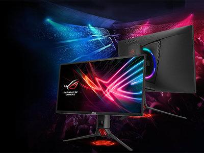 Asus añade un nuevo monitor a su catálogo para jugones, el ROG Strix XG258Q