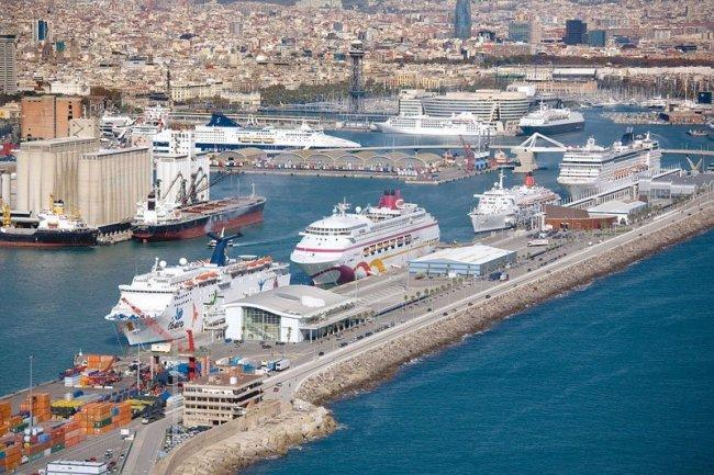 Cómo llegar al Puerto de Barcelona
