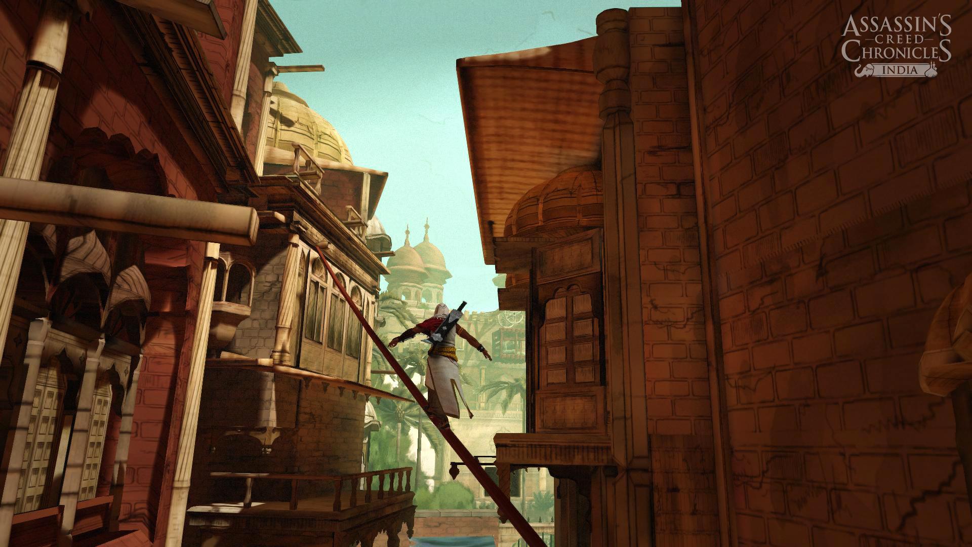 Foto de Assassin's Creed Chronicles Russia e India (9/9)