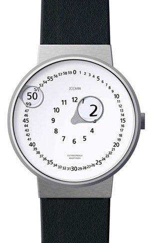 Zoomin Watch, el reloj que no tendrás problemas para ver