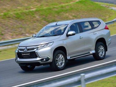 """Nuevo Mitsubishi Montero Sport 2017, un L200 """"civilizado"""" que no conocerán en Estados Unidos"""