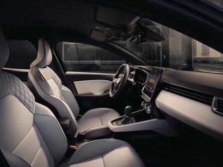 Clio 2020 interior