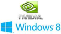 NVIDIA suministrará drivers para Windows 8 de todas sus GPU fabricadas desde 2004