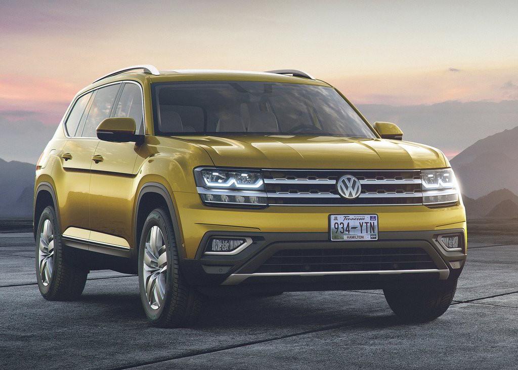 Foto de Volkswagen Atlas (5/14)