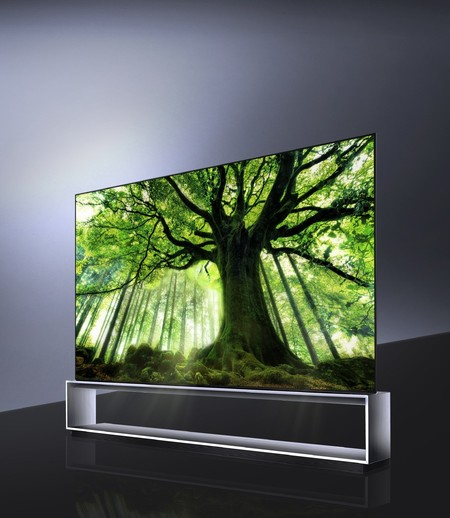 Lg Signature Oled 8k Tv Model 88z9 3