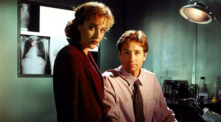 Mulder Y Scully Expediente X