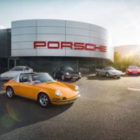 Porsche inaugura su primer Classic Center en Holanda