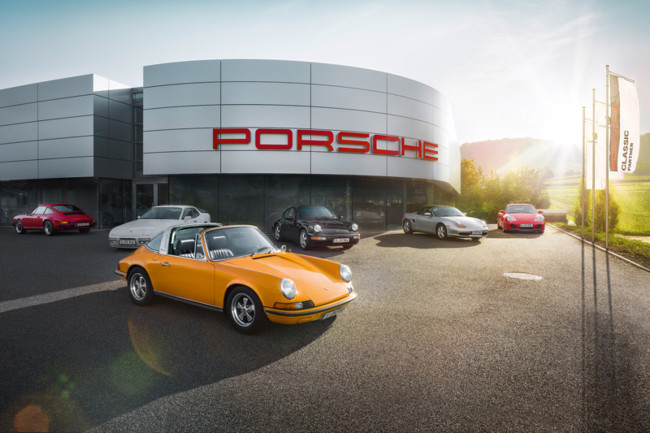 Porsche Classic Center