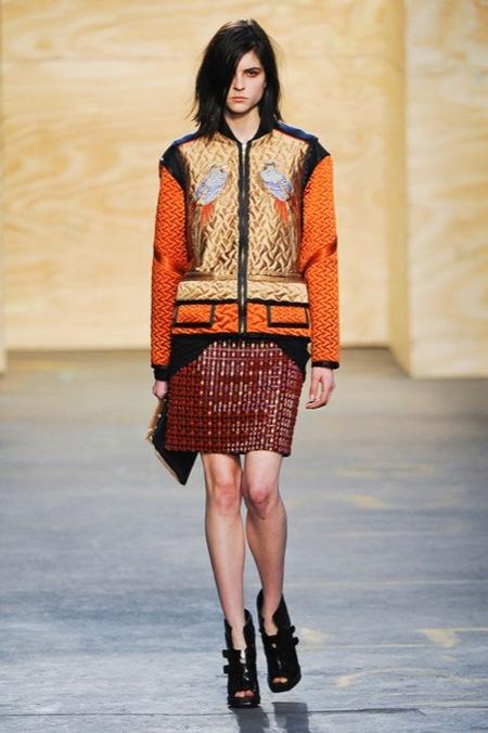Las mejores colecciones de la Semana de la Moda de Nueva York Otoño-Invierno 2012/2013