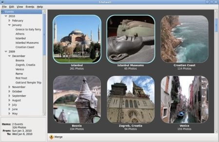 Shotwell será el administrador de imágenes de Ubuntu