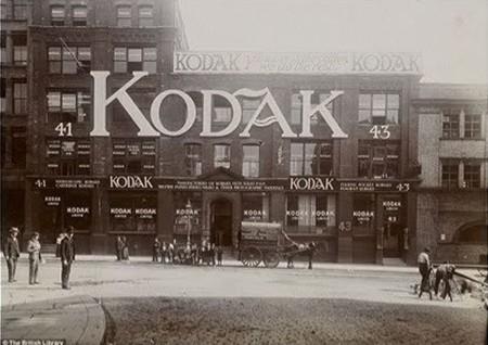 Kodak se resiste a morir y espera salir de la bancarrota a finales de año