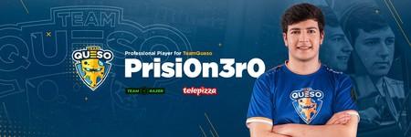 Prisi0n3r0 consigue la clasificación para Fortnite World Cup a la primera y asegura la representación española en Nueva York