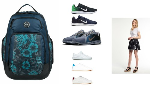 Ofertas Hot en eBay: 9 artículos de moda y calzado de marcas como Nike, Quiksilver, Mustang o Superdry al mejor precio