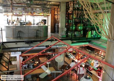 Espacios Mercado San Ildefonso