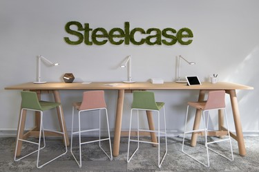 Espacios para trabajar: Steelcase inaugura su nuevo showroom en Barcelona