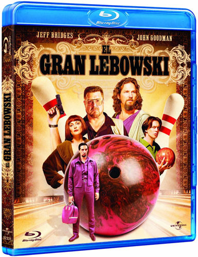 El Gran Lebowski Blu-Ray