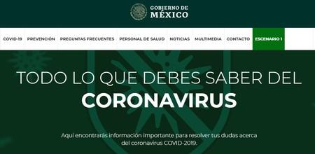 Por COVID-19, Telcel, AT&T, Movistar y Altán dan acceso gratis a micrositio sobre Coronavirus en México
