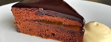 La mejor receta de tarta Sacher la tiene Jordi Cruz: así puedes hacerla en casa para dejar a tus invitados con la boca abierta