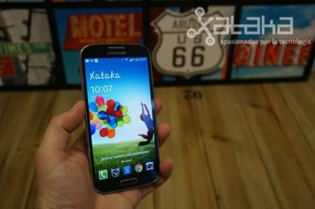 Galaxy S4 a prueba en mano