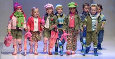 La moda infantil cada vez adquiere mayor importancia, el peligro de las marcas