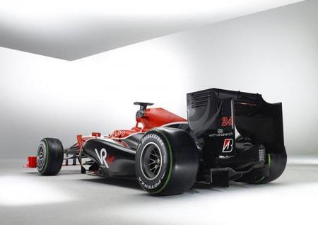 El Marussia Virgin Racing MVR-02 se presentará el 7 de febrero en Londres