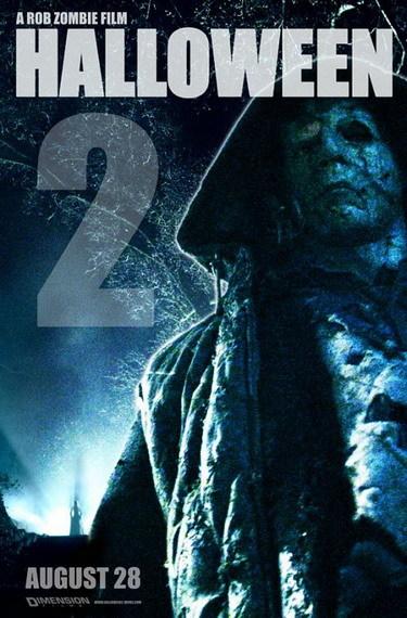 'Halloween 2' de Rob Zombie, nuevo cartel