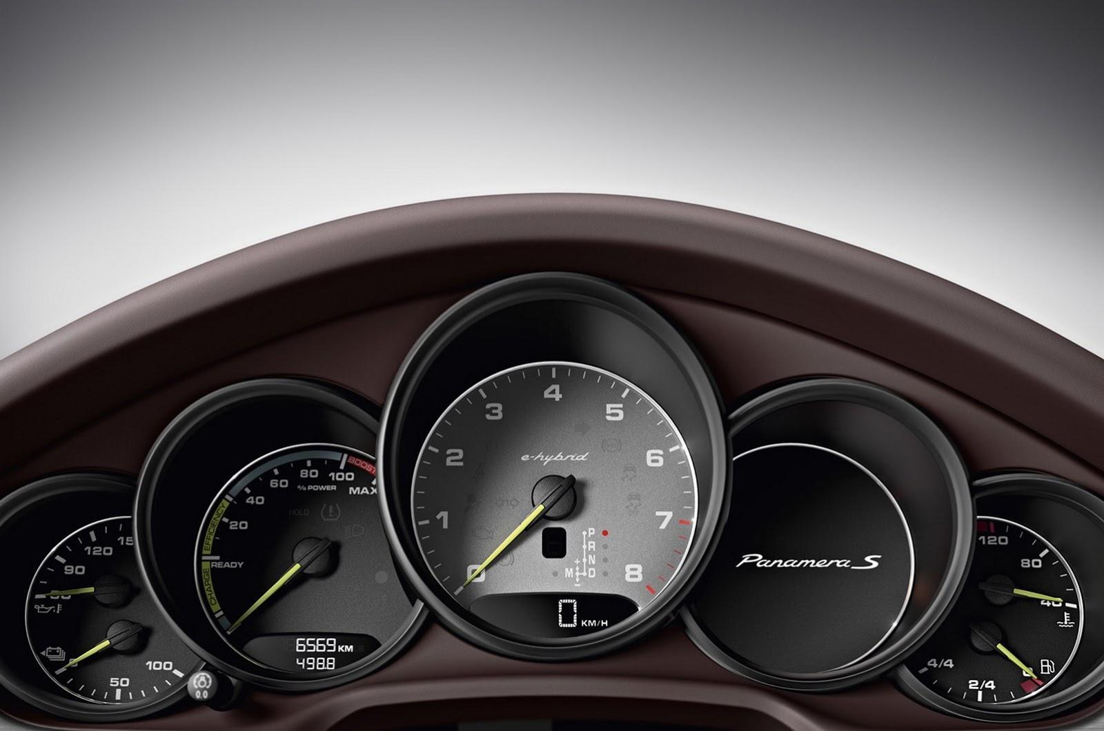 Foto de Porsche Panamera 2014 (filtradas) (7/9)