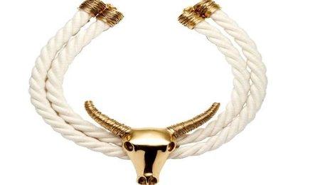 Aurélie Bidermann necklace white