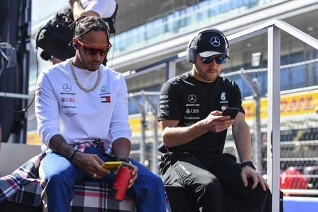 Hamilton Bottas F1 2019