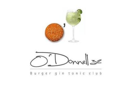 O´Donnell 32 Burger Gin tonic club