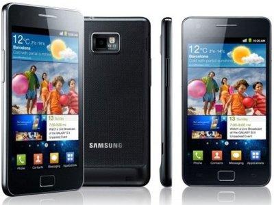Precios oficiales del Samsung Galaxy S2 con Orange