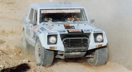 199520lamborghini20lm00220paris Dakar20lfy1297
