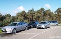 Ford Revealed: probando lo último en tecnología en Lommel (I)