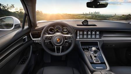 Porsche Panamera 4 E Hybrid 2016 Porsche Ag 5