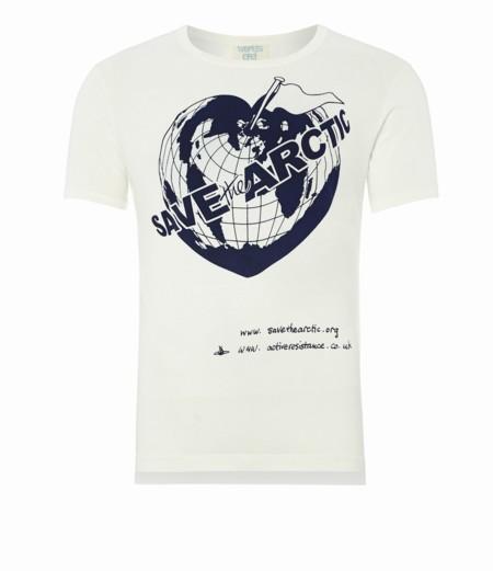 Vivienne Westwood Save The Arctic Shirt