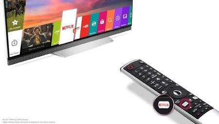 LG y Netflix hacen equipo: tres meses gratis de servicio en México en la compra de una TV UHD 4K de 2017