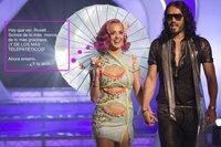 Katy Perry y Russel Brand: Los señores de los anillos... ¿Desanillados?