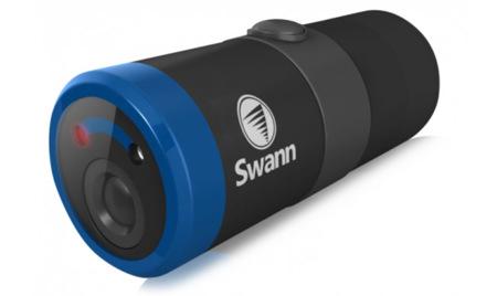 Swann Bolt HD, donde pone el láser, pone el enfoque